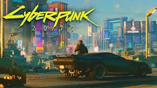 Cyberpunk 2077 E3 Trailer Breakdown - Custom Character, Huge Map, Classes, Lore