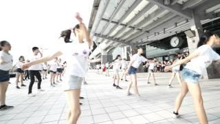 55舞蹈節「舞」緣「蹈」臺中暨105全民運動會快閃活動
