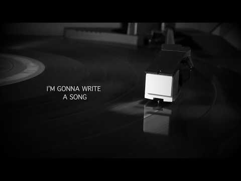 Jake Mathews - I'm Gonna Write A Song (Lyric Video)