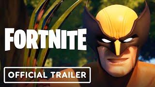 Fortnite - Official Wolverine Trailer