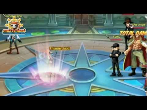 GAME PLAY TRAILER - PIRATE KING - WEB BASED GAME ONLINE - PRODIGY INFINITECH - INDONESIA - FREE2PLAY