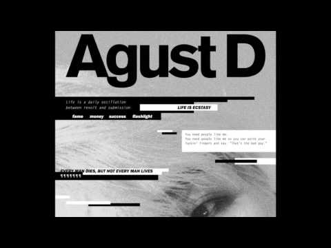 SUGA (슈가) (AGUST D) - give it to me (AUDIO/MP3)