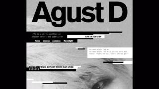 SUGA 슈가 AGUST D Give It To Me AUDIO MP3