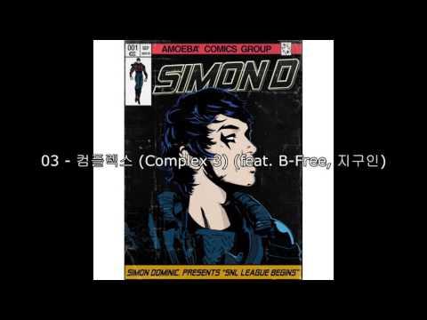 [FULL ALBUM] Simon D - Simon Dominic Presents 'SNL LEAGUE BEGINS'
