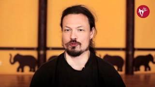 Александр Никитин. Аштанга Йога Центр
