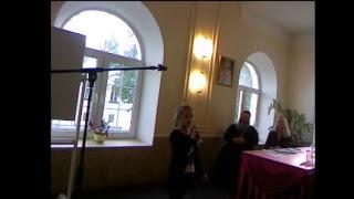 Прямая трансляция.  Научная конференция в Костромской Духовной Семинарии