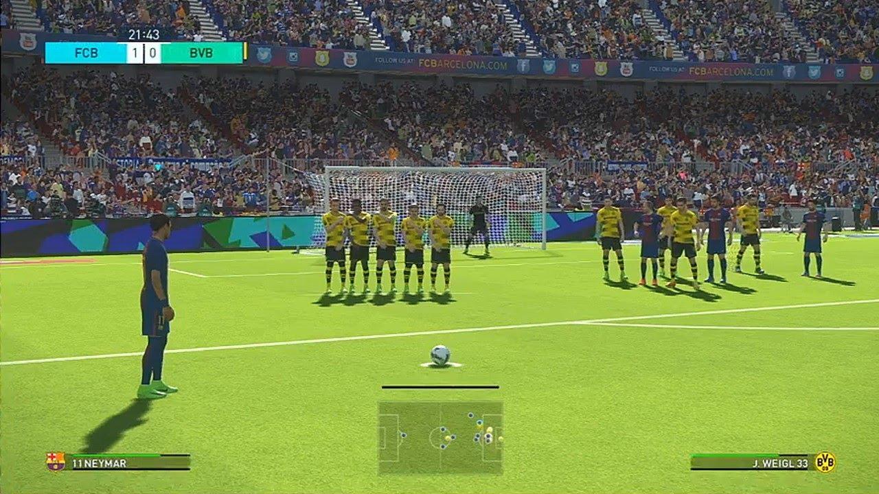 Free Download Pro Evolution Soccer 2018 Full Version - RonanElektron