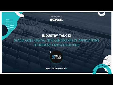 INDUSTRY TALK 12 by 3D DIGITAL VENUE