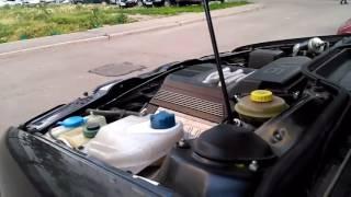 Гудит насос ГУР Audi A6 c4 2.6 ABC