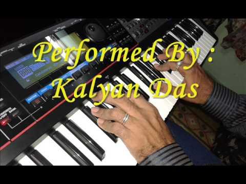 hum bane tum bane by kalyan das piano cover youtube