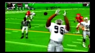 Madden 2002 trailer breakdown