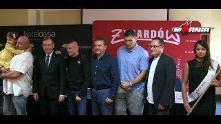 Nie tylko o walce Marcina Najmana w Żyrardowie i Andrzeju Gołocie. Konferencja przed Boxing Night 13