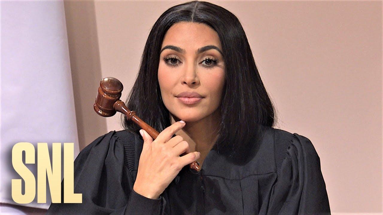 Kim Kardashian on SNL Was Boringly On-Brand