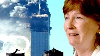 Hero Sacrifices Himself to Save 77 People | 9/11: Heroes of the 88th Floor