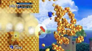 Sonic the Hedgehog 4 - Episode One ***IMAGE GALLERY*** - PlayJamUK
