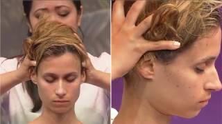 Balinese massage Pijat kepala : top head massage therapy