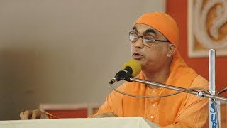 Srimad Bhagavad Katha by Swami Tattwavidananda on Devotees Convention 2018 (Day 2)