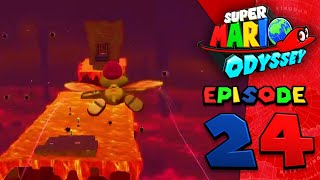 RAGE TIME! ll Koops Plays: Super Mario Odyssey Blind Episode 24