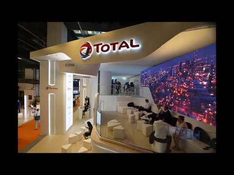 TOTAL / World Petroleum Congress 2017 Installation Video - Işıngör Design Ltd