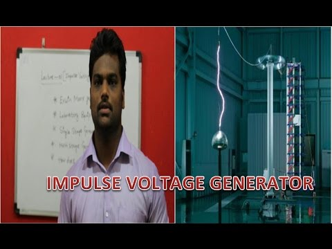 """LECTURE ON """"IMPULSE VOLTAGE GENERATOR"""" thumbnail"""