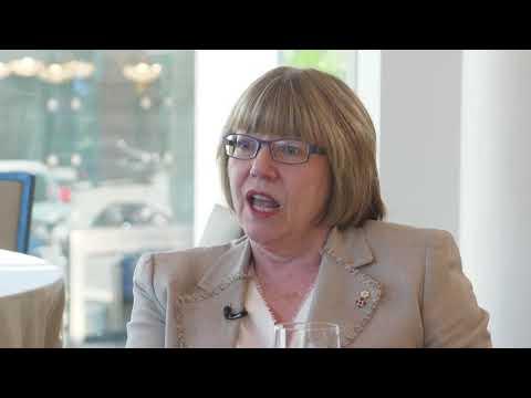 Marijuana legalization task force lead Hon. Anne McLellan