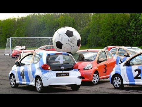 Woah Car Soccer!