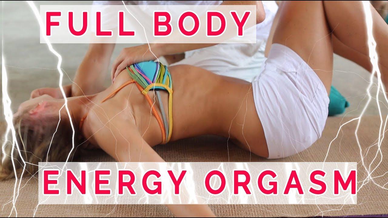 Full body orgasm video