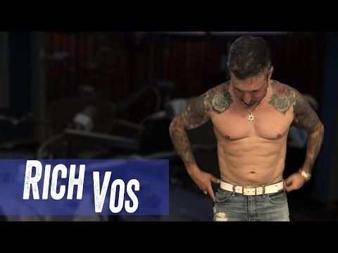 Rich Vos - Takes His Shirt Off, Coolsculpting, Chris Hardwick - Jim Norton & Sam Roberts