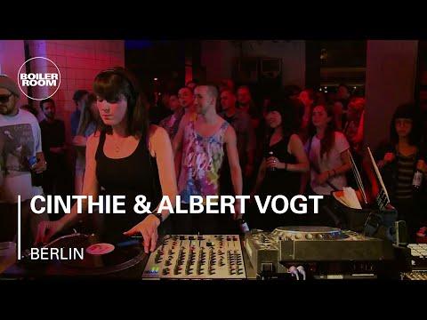Cinthie & Albert Vogt Boiler Room Berlin DJ Set