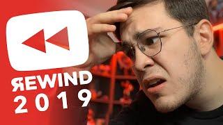 ¿Qué PED0 con el YouTube Rewind 2019?