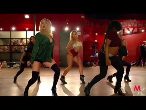 BEYONCÉ - NAUGHTY GIRL -BOBBY NEWBERRY CHOREOGRAPHY