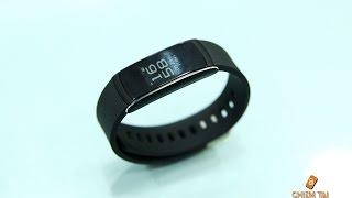 [Chiếm Tài Mobile] - Giới thiệu Vòng đeo tay thông minh iwown I6 Pro