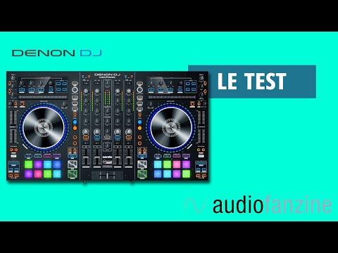Denon DJ MC7000 - TEST