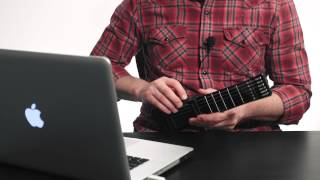 Jamstik+ & Logic Pro X | Song Idea Creation