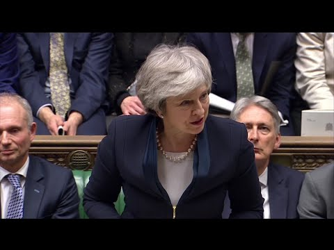Theresa May faces no-confidence vote after her Brexit deal fails