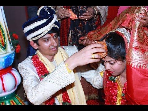 Kunal's marriage PART 7 (Wedding and Bodhubaran)