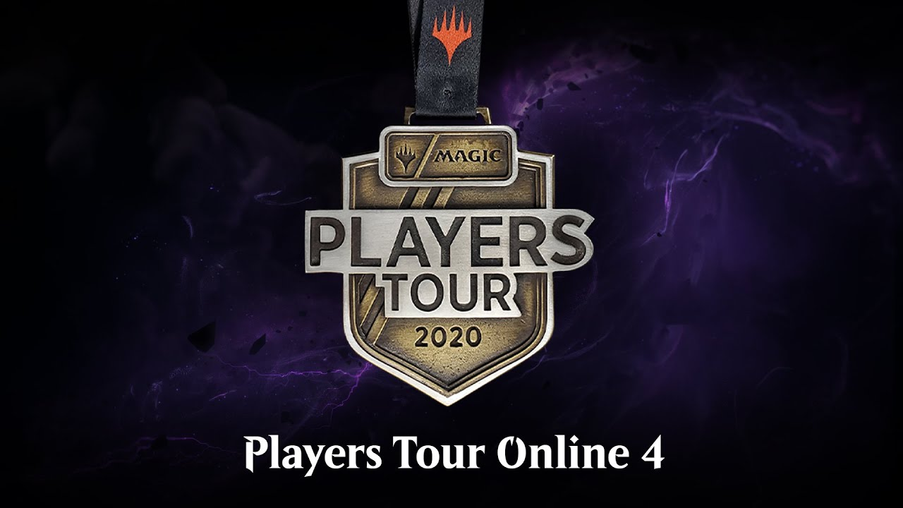 Players Tour Online 4 - Top 8