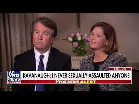 Ashley Kavanaugh On The Brett Kavanaugh Allegations