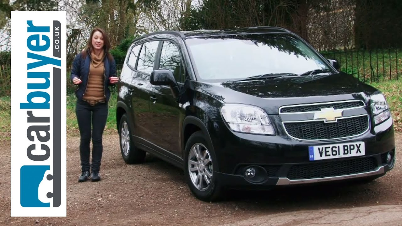 Chevrolet Orlando MPV 2013 review - CarBuyer - YouTube