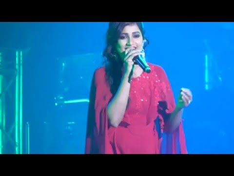 SHREYA GHOSHAL - Tribute to Legendary singers - Live Concert ♫♫♫