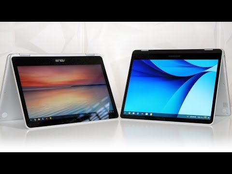 Battle: Chromebook Plus vs Chromebook Flip