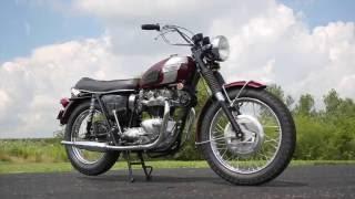 Lot T150 // 1970 Triumph Bonneville // Mecum Monterey 2016 thumbnail