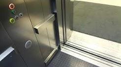 2013 KONE Monospace MRL Traction Elevators @ S-Market Nihtisilta, Mankkaa, Espoo,F inland