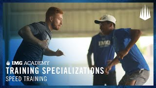 Training Specializations- Speed Training