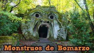 Parque de los Monstruos de Bomarzo, Italia