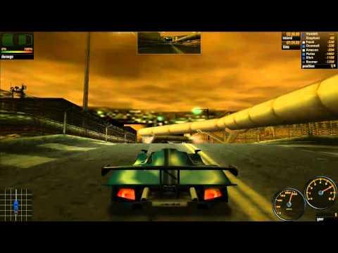 Need For Speed Porsche - Zone Industrielle (HD)