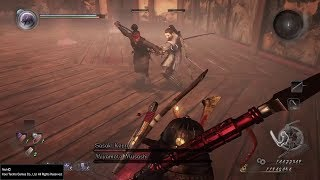 Nioh - DLC La fine del massacro - Il Gran Torneo  (Boss fight #10)