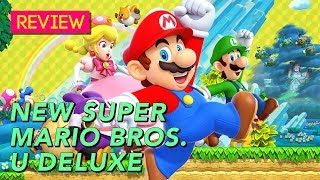 New Super Mario Bros. U Deluxe: The Kotaku Review