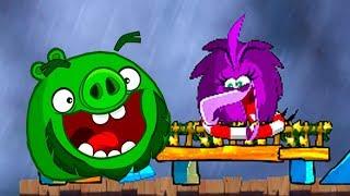 Angry Birds 2 BOSS ZETA (King Pig Panic) Gameplay Walkthrough Part 719