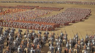 Римский Легион Красса Попал Под Удар Превосходящих Парфянский Армий